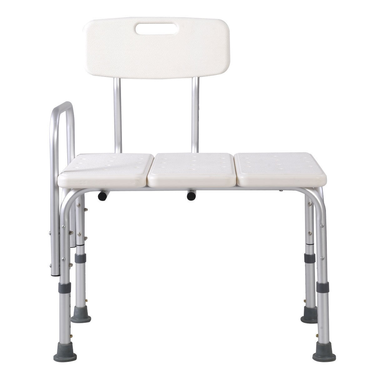 Shower Bath Seat Adjustable Medical Bathroom Bath Tub Transfer Bench Chair Ebay