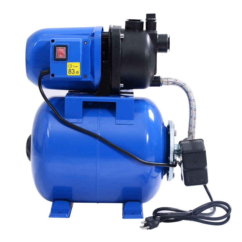 1200w Garden Water Pump Shallow Well Pressurized Home