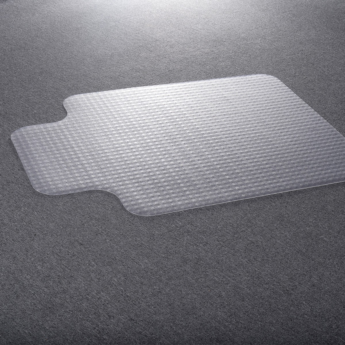 pvc chair mat for standard pile carpet chair office mat. Black Bedroom Furniture Sets. Home Design Ideas