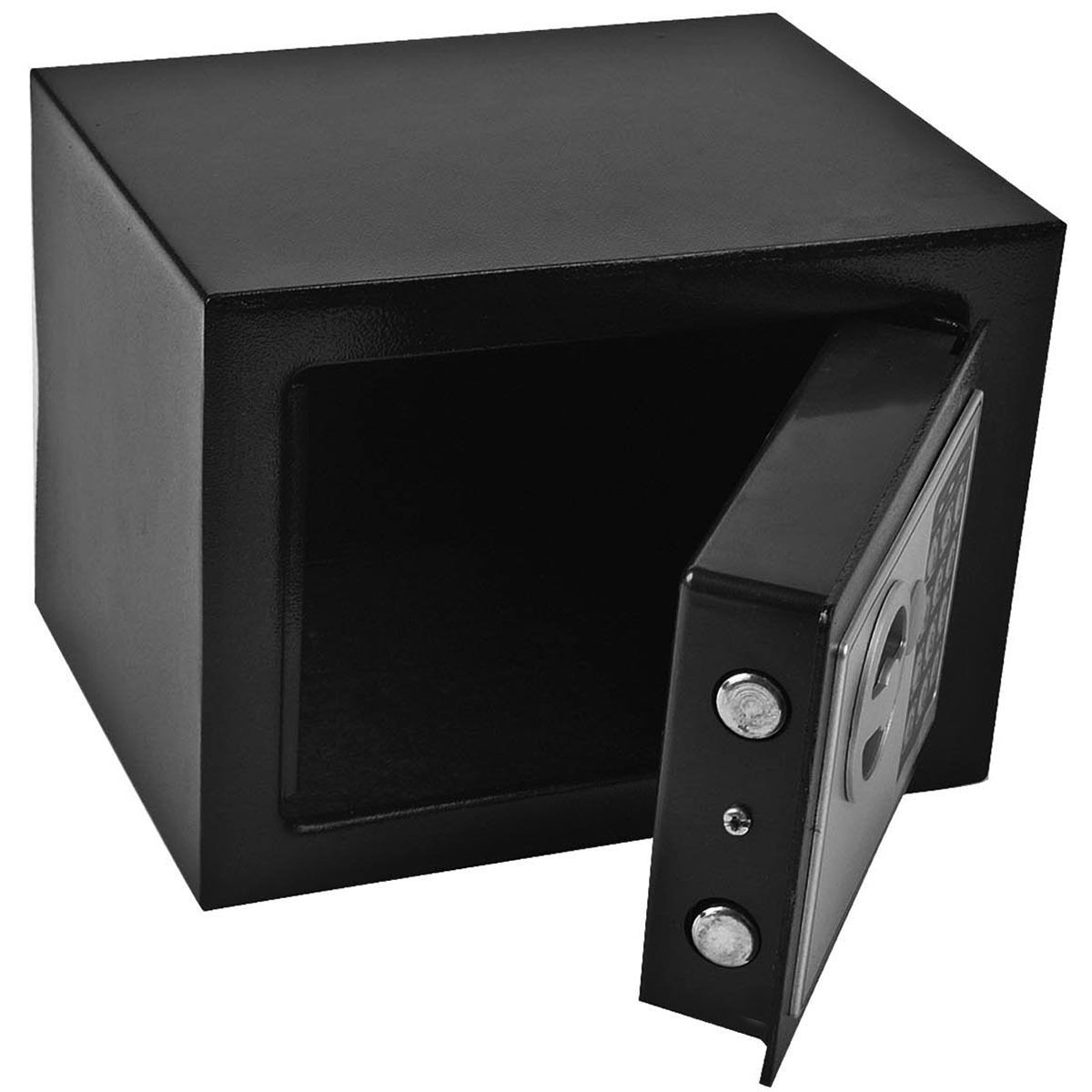 Digital electronic small safe box keypad lock home office for Small safe box for home