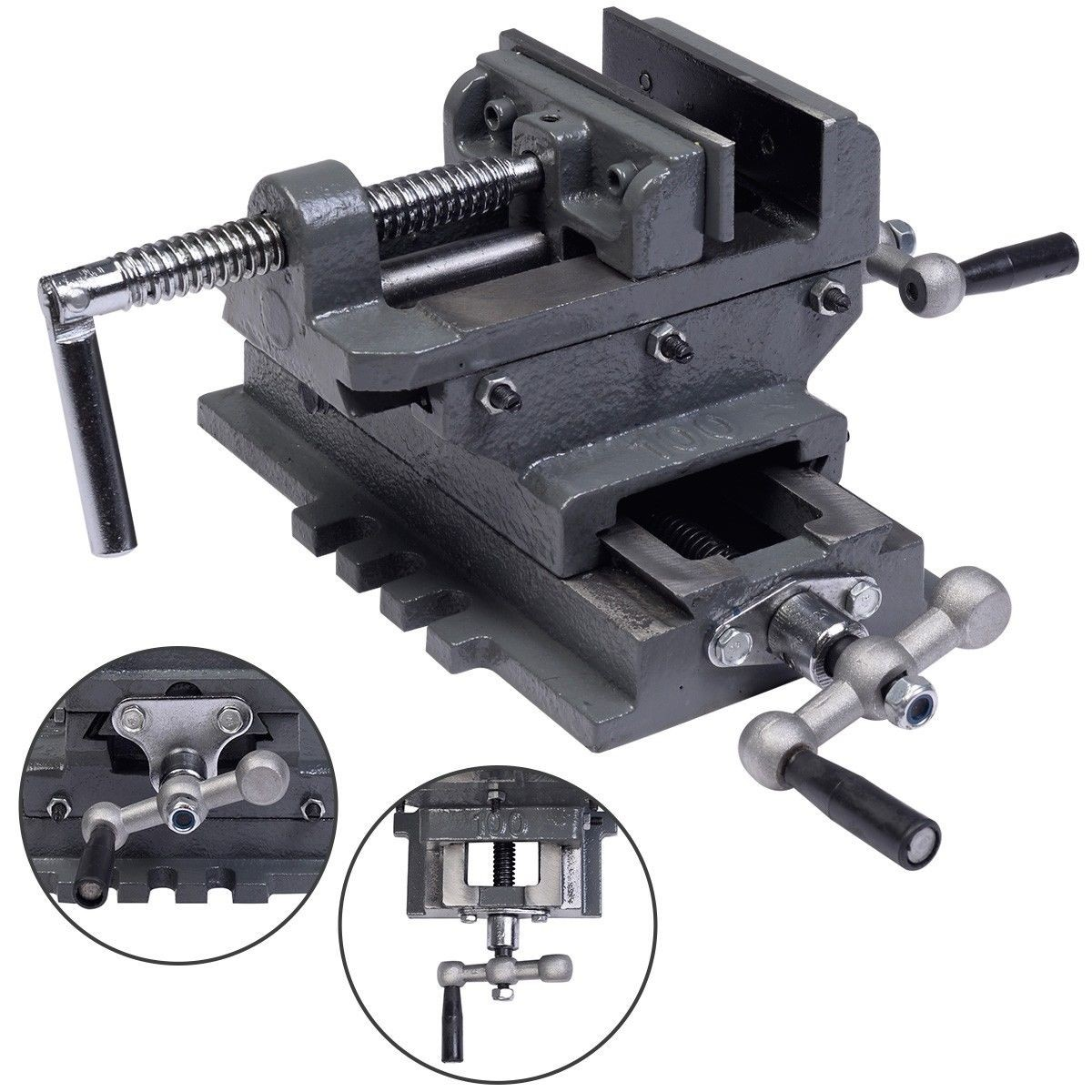turn your drill press into a milling machine