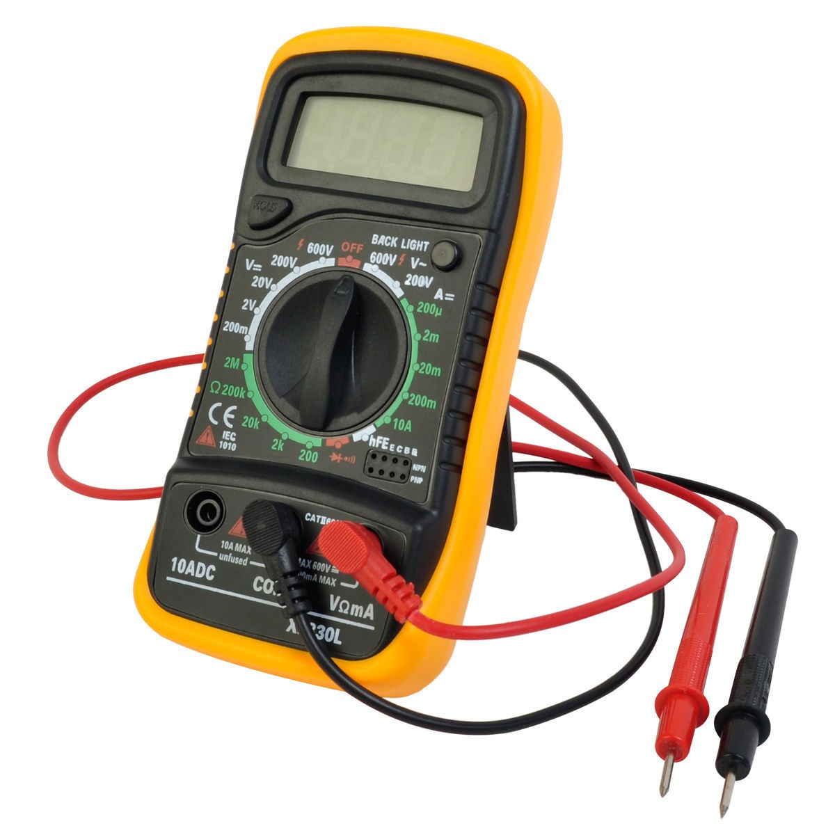 Ac Dc Digital Voltmeter Kit : Digital voltmeter ammeter ohmmeter multimeter volt ac dc