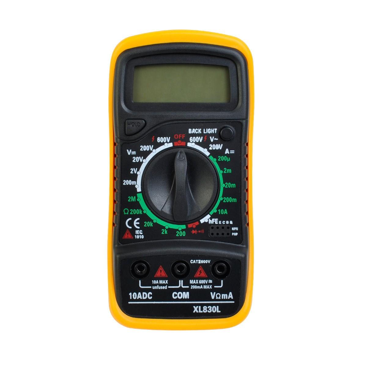 Ac Dc Voltmeter : Digital voltmeter ammeter ohmmeter multimeter volt ac dc