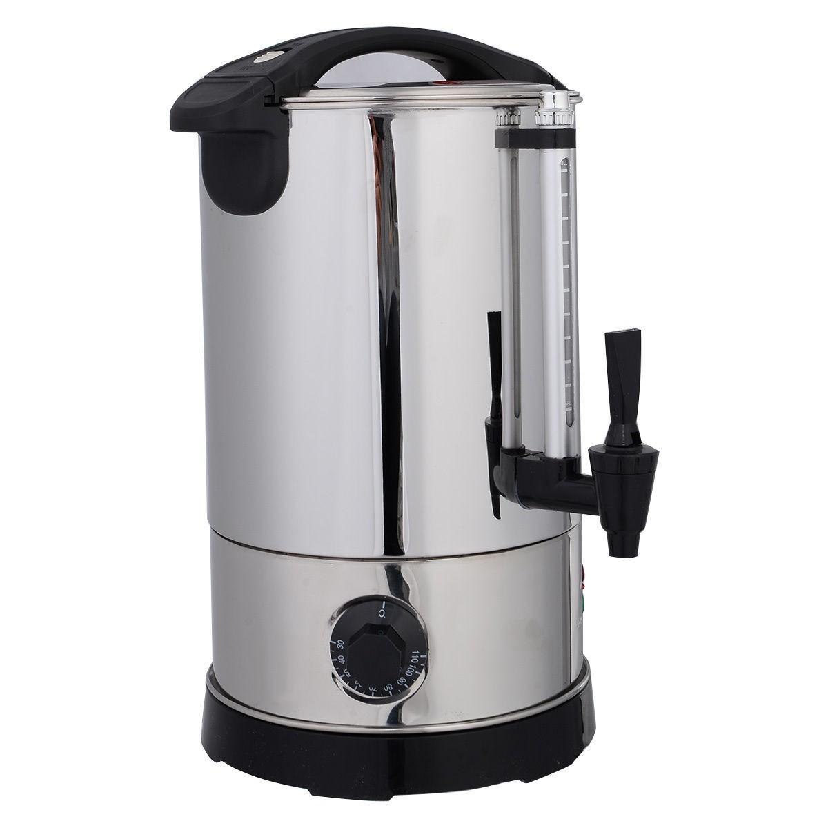 Home Water Boiler Brands ~ Home warmer hot water kettle stainless dispenser quarts