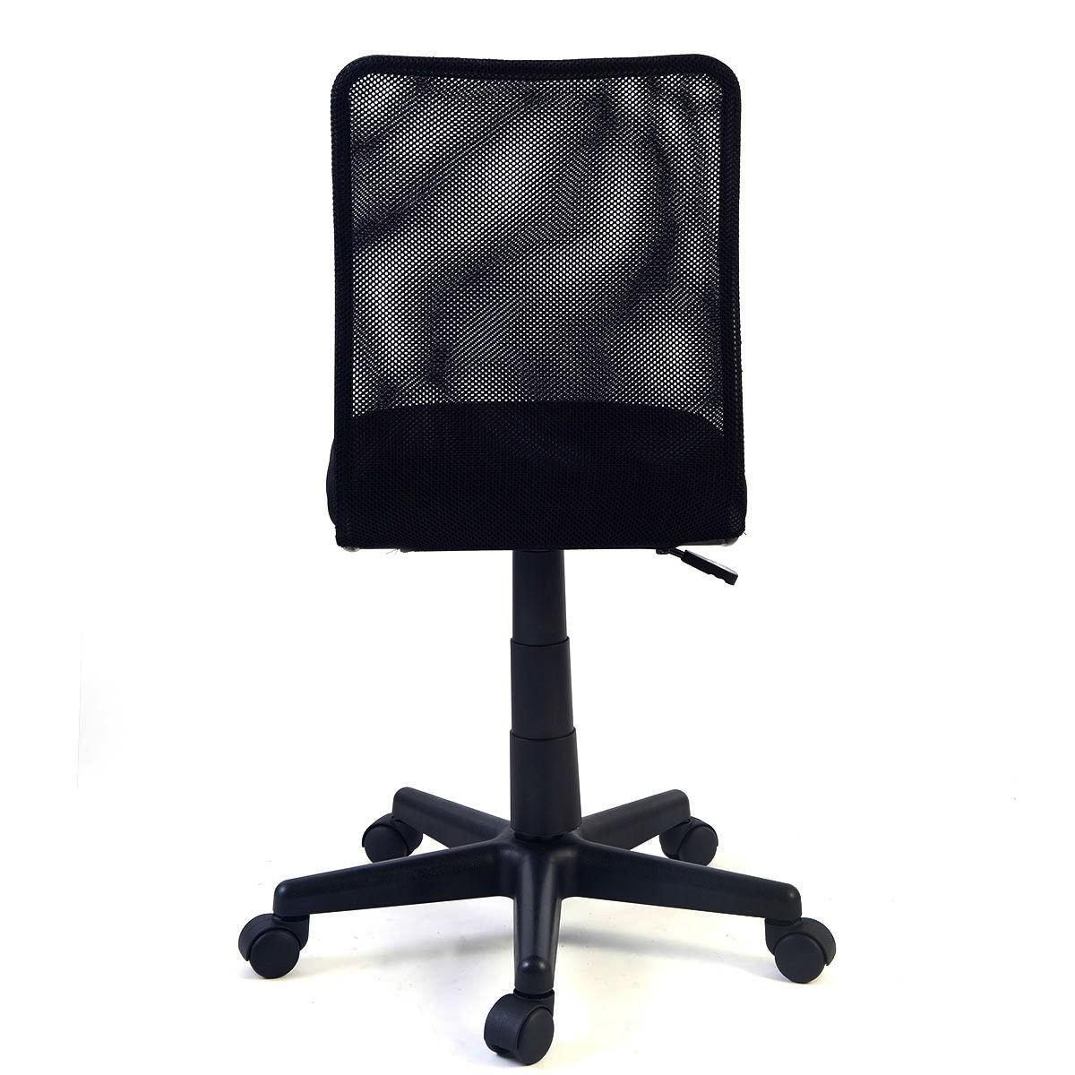 Mid Back Adjustable Ergonomic Mesh Swivel Computer Office