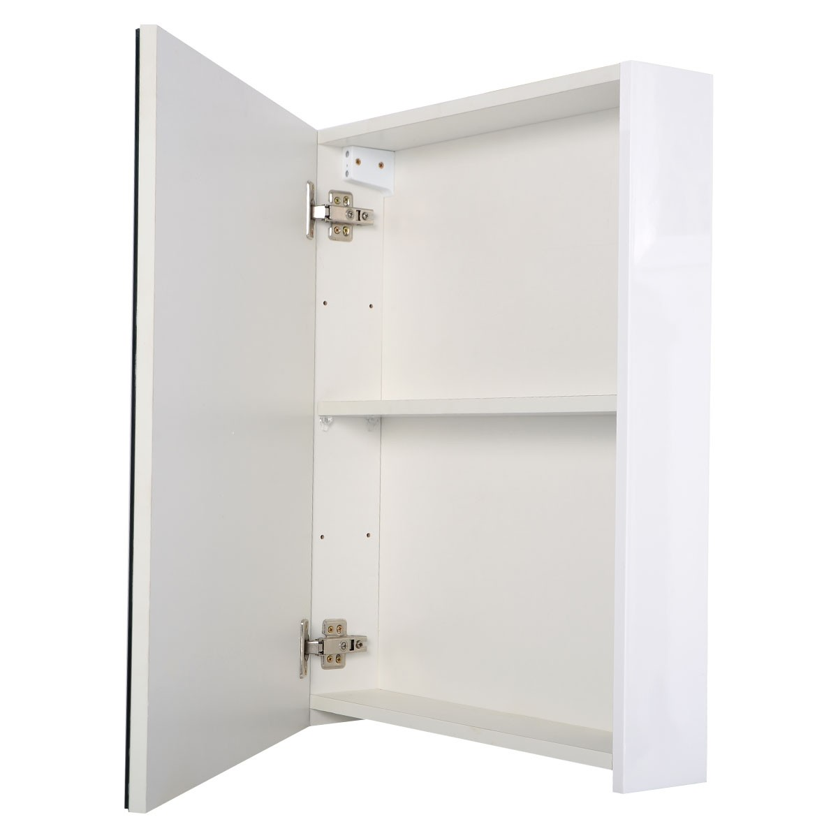 36 20 wide wall mount mirrored bathroom medicine cabinet - Bathroom storage mirrored cabinet ...
