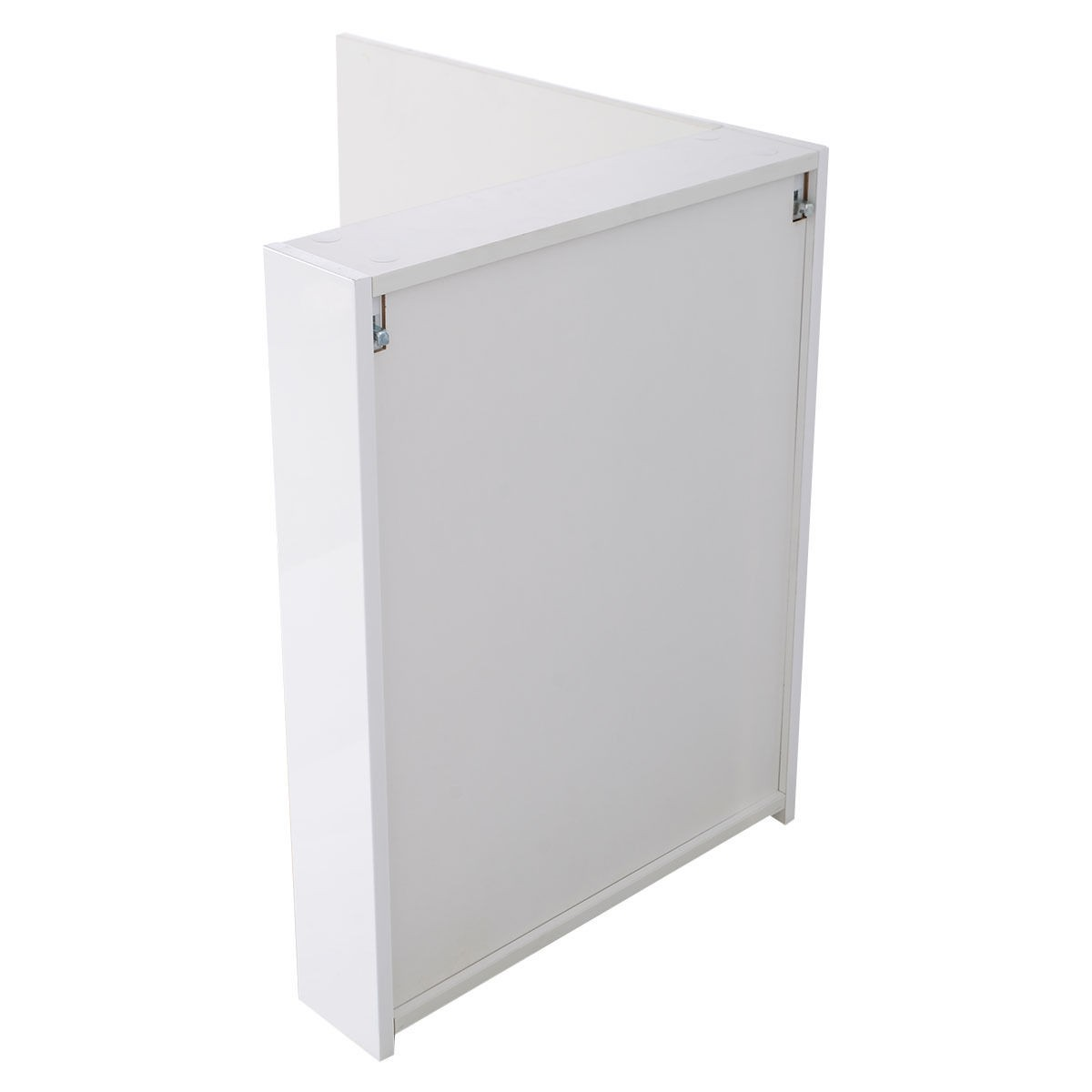 3 mirror door 36 20 wide wall mount mirrored bathroom for Bathroom cabinets 55cm wide