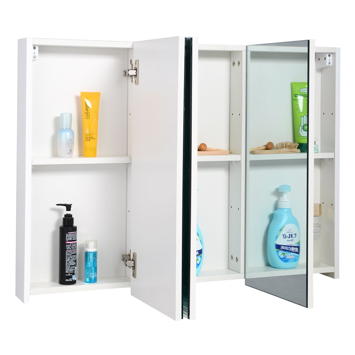 Wide bathroom cabinet in mt deebonk for Bathroom cabinets 25cm wide