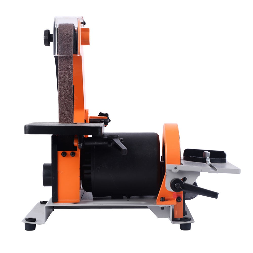 1 x30 belt 5 disc sander bench top woodworking sanding wood metal 1 3 hp ebay Bench belt sander
