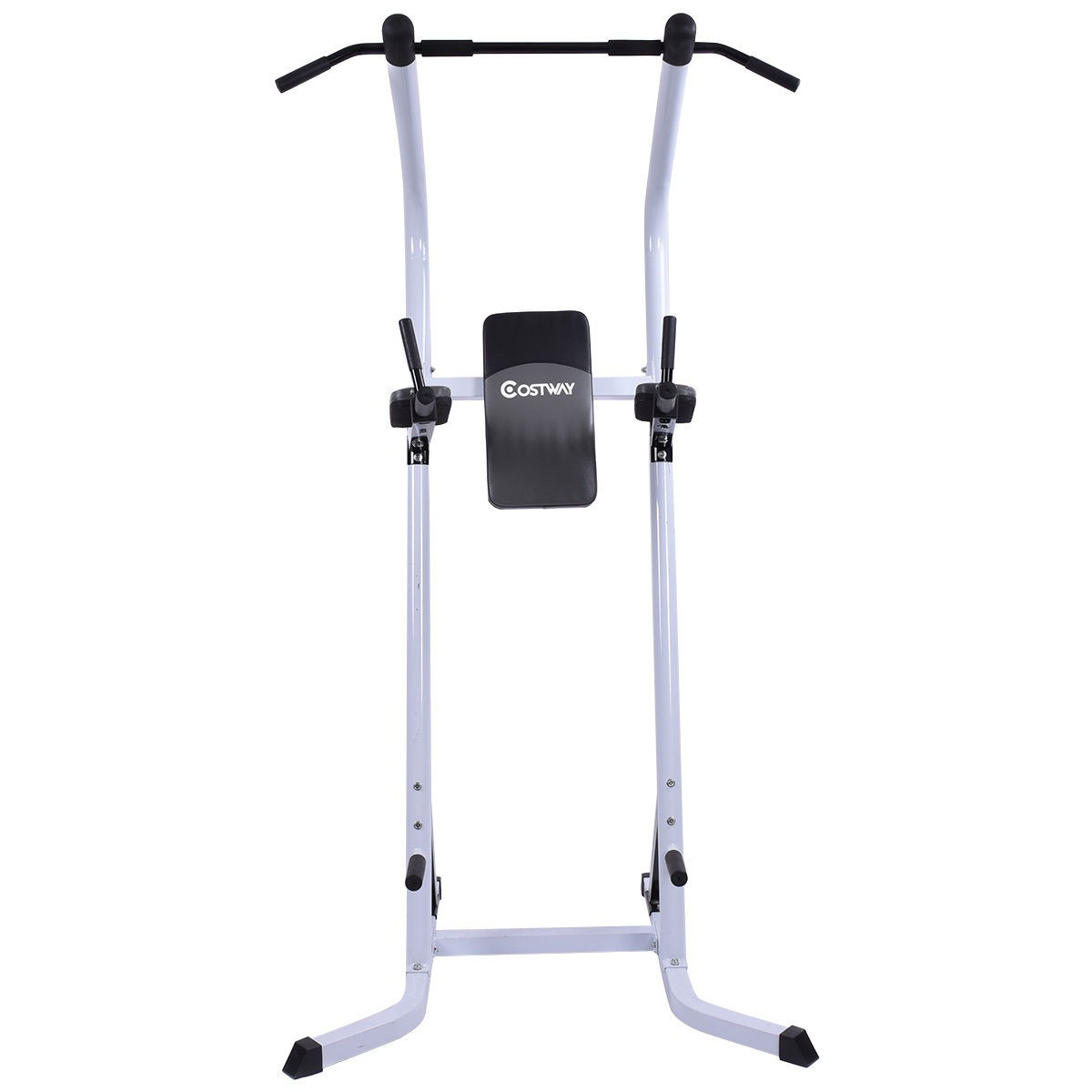 Chin Up Bar Crivit: Chin Up Stand Pull Up Bar Dip Power Tower Home Gym
