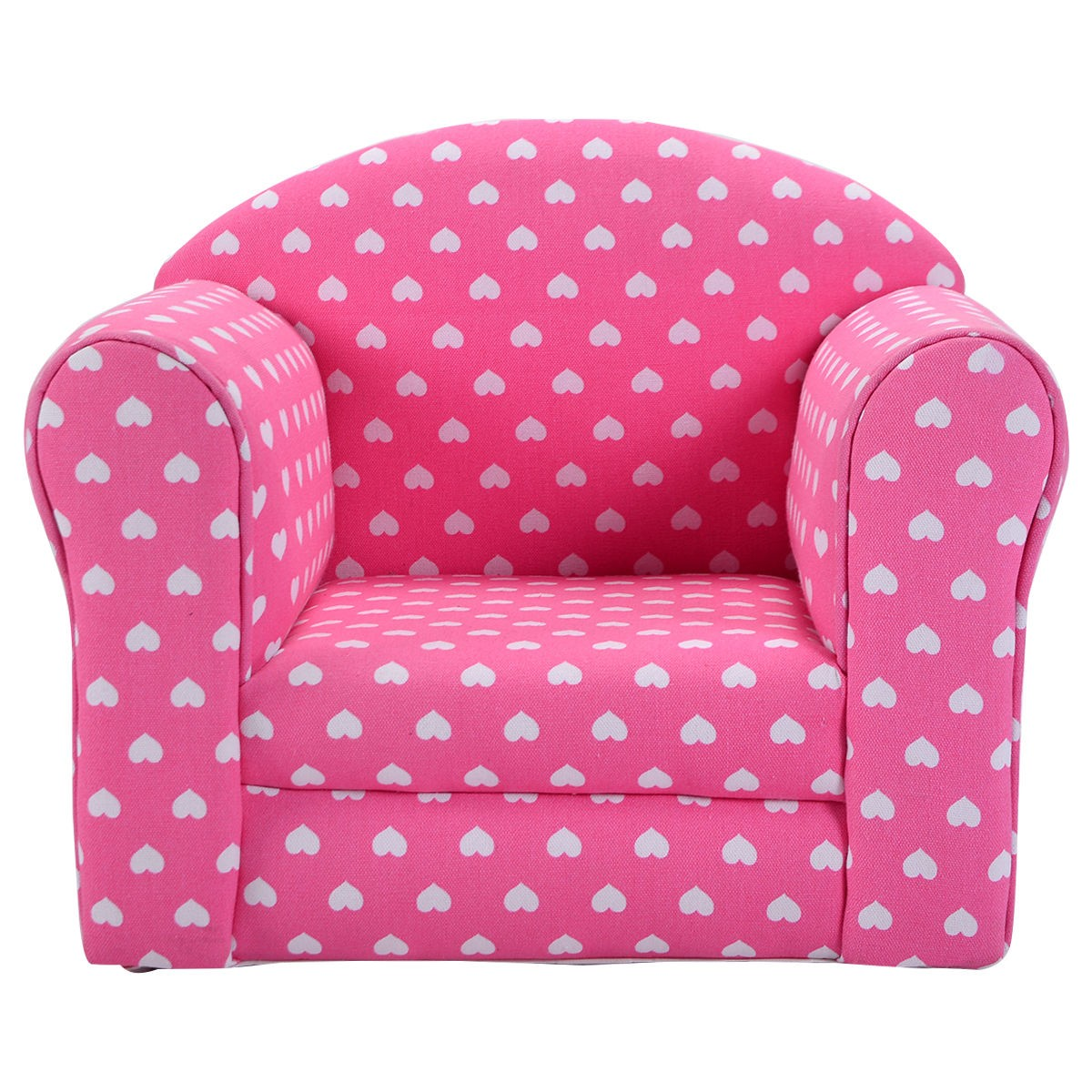 Baby Kids Sofa Armrest Chair Couch Children Living Room