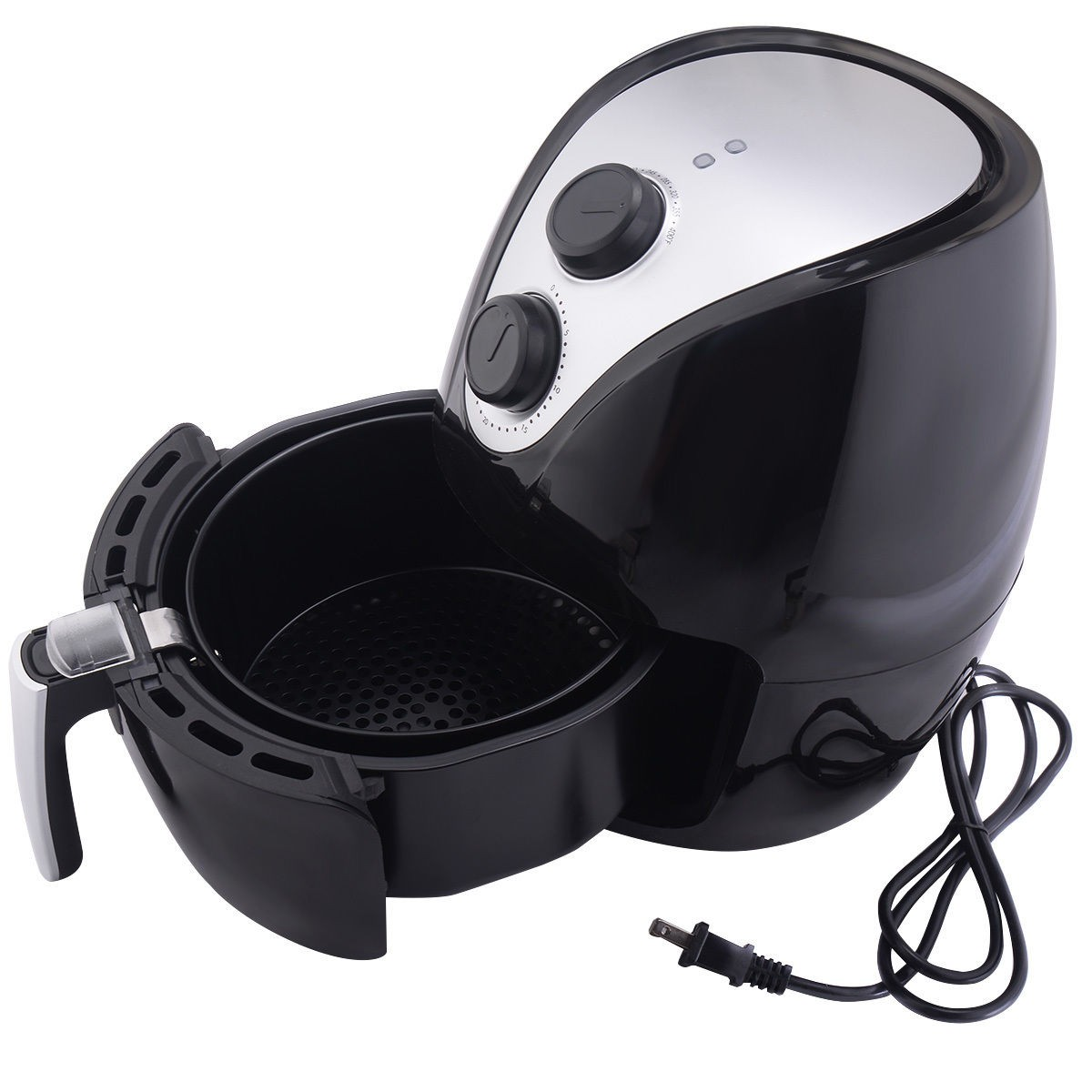 New Air Cooker ~ W electric air fryer cooker with rapid circulation