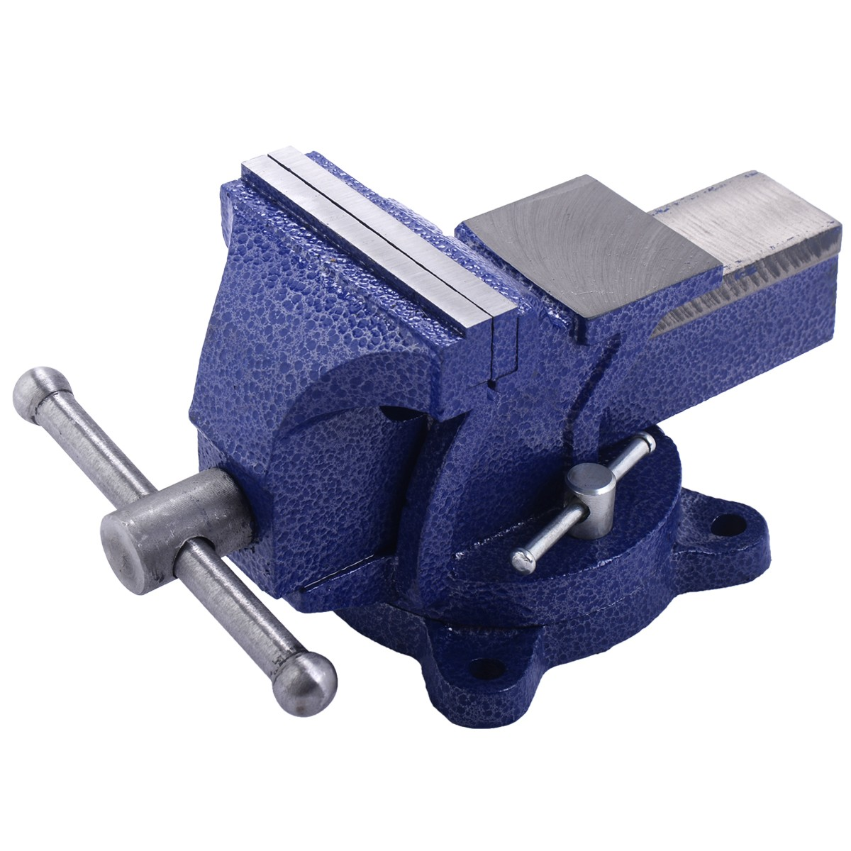 4 034 Mechanic Bench Vise Table Top Clamp Press Locking