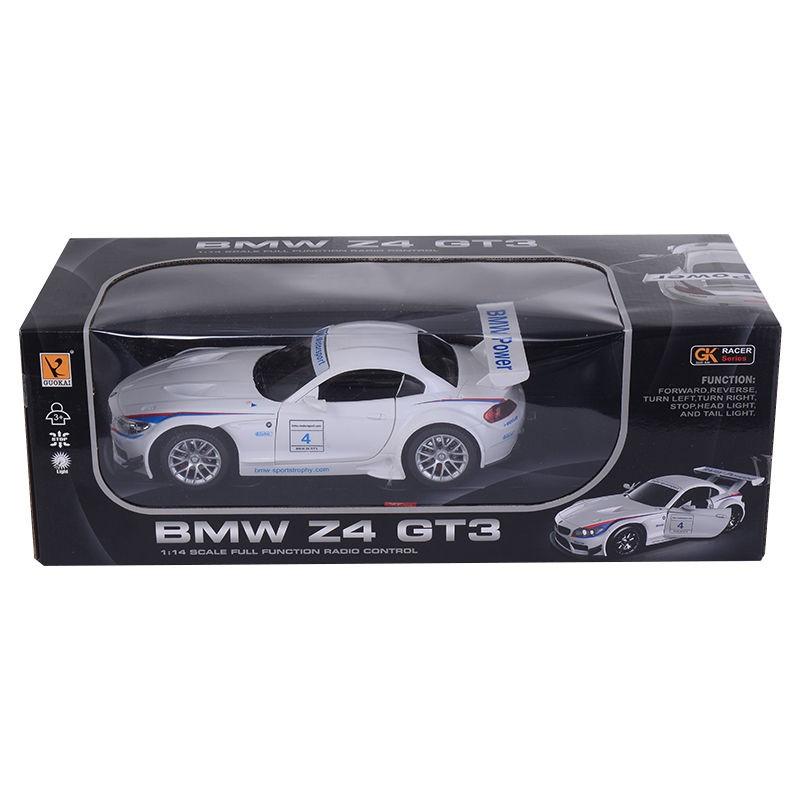 Bmw Z4 Problems: 1/14 Scale BMW Z4 GT3 Licensed Electric Radio Remote
