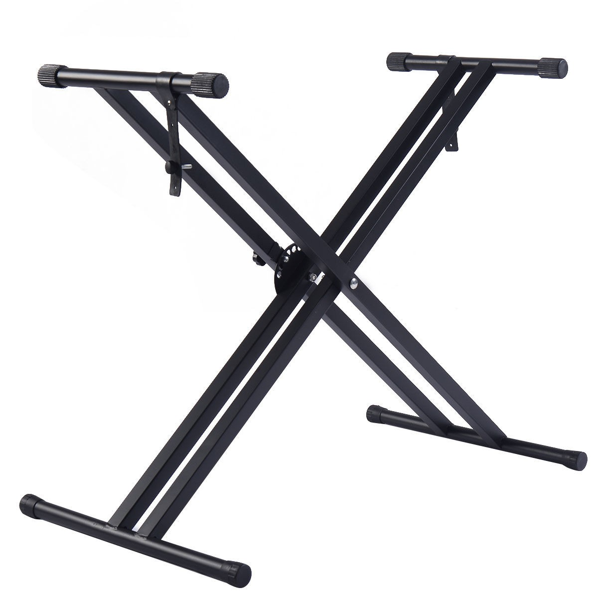 Electric Adjustable Music Keyboard Piano X Stand Metal