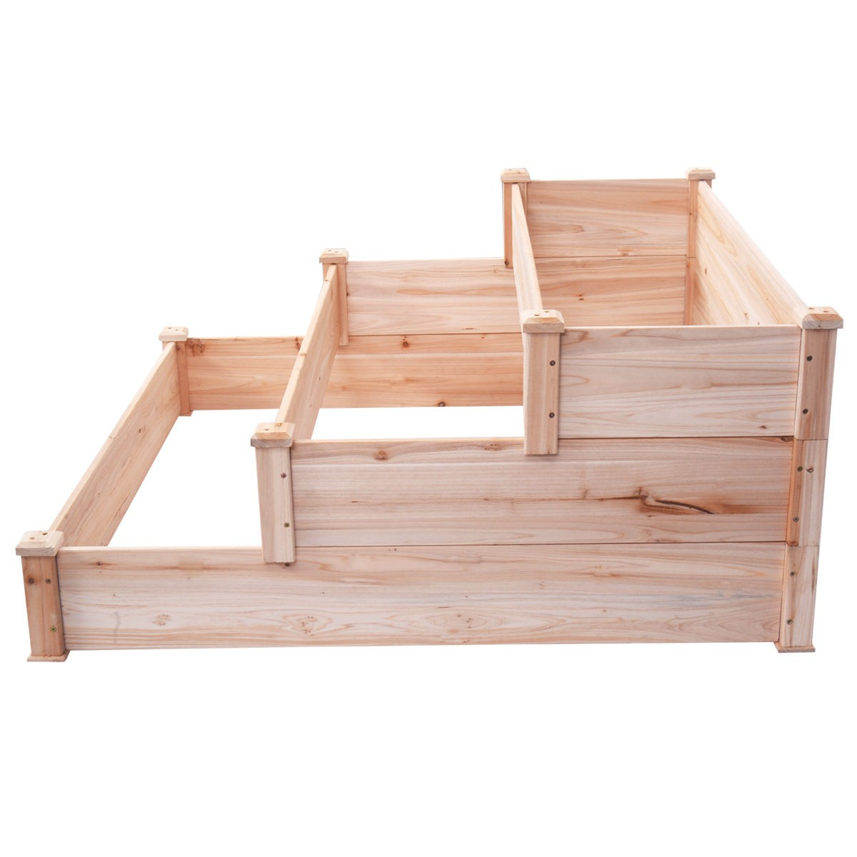 Large Size Of Outdoor Raised Wooden Planter Boxes Raised