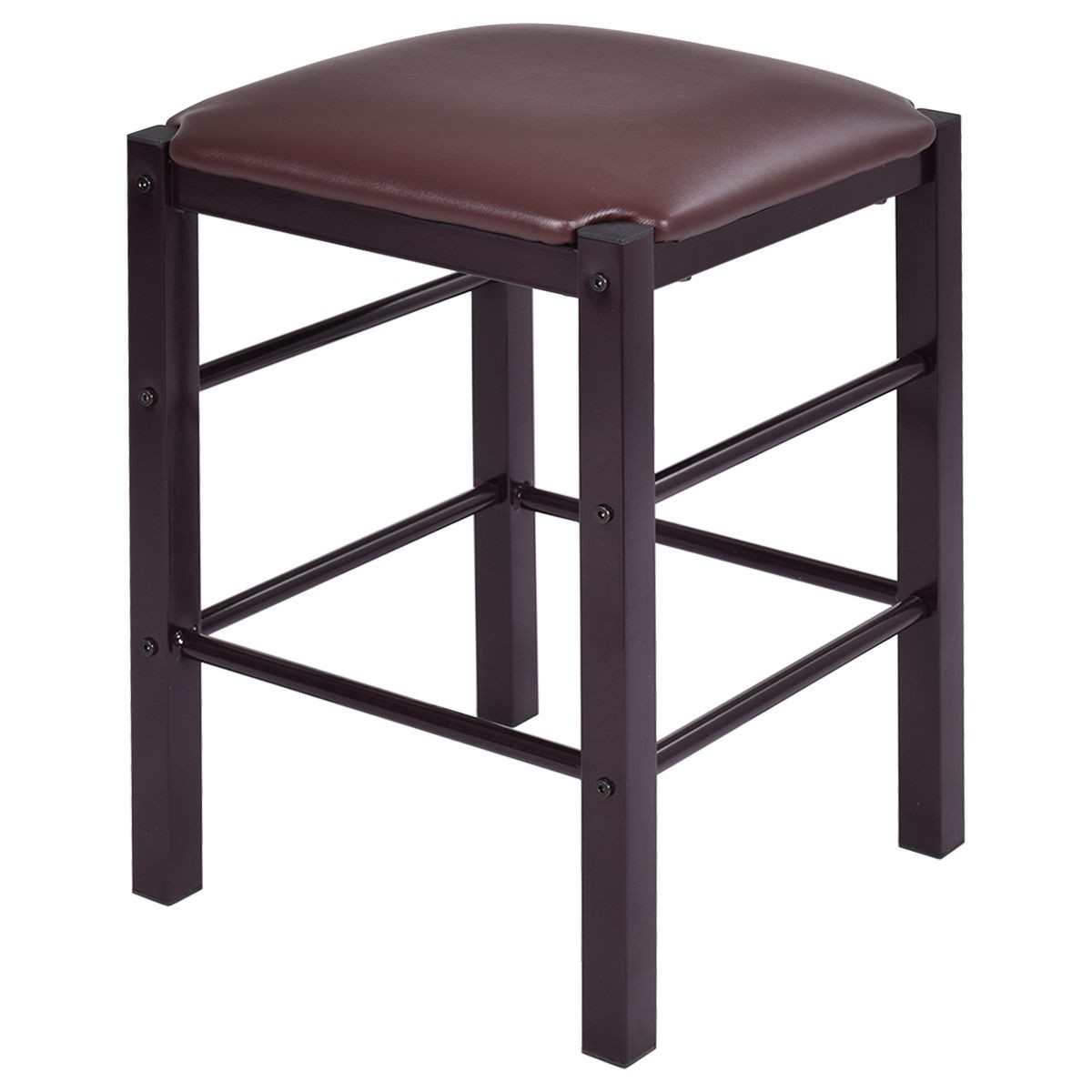 3 kitchen bar furniture faux marble table 2 chairs counter height dining set ebay. Black Bedroom Furniture Sets. Home Design Ideas