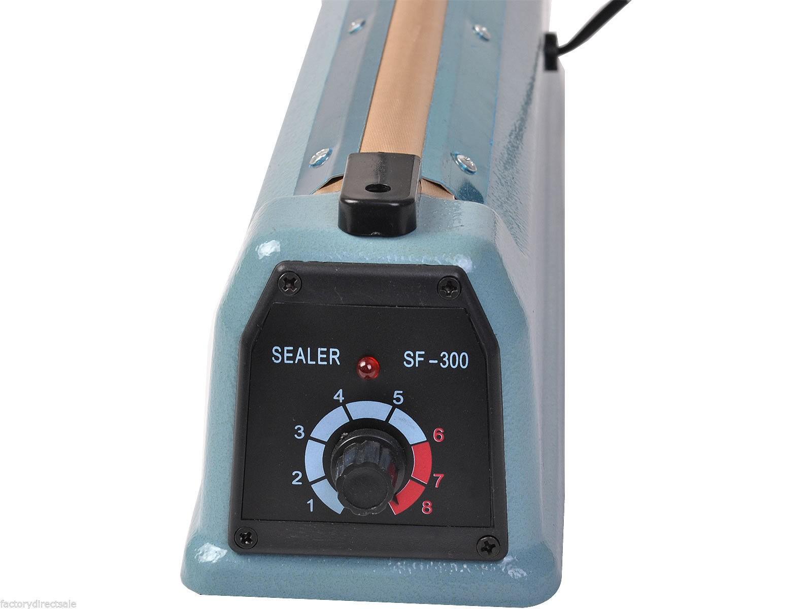 poly sealer machine