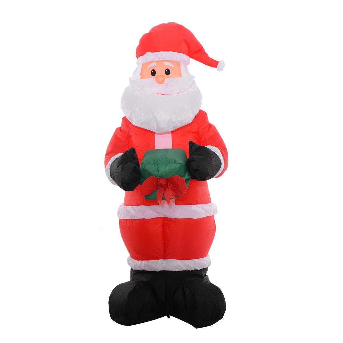 Inflatable airblown christmas santa claus xmas decoration