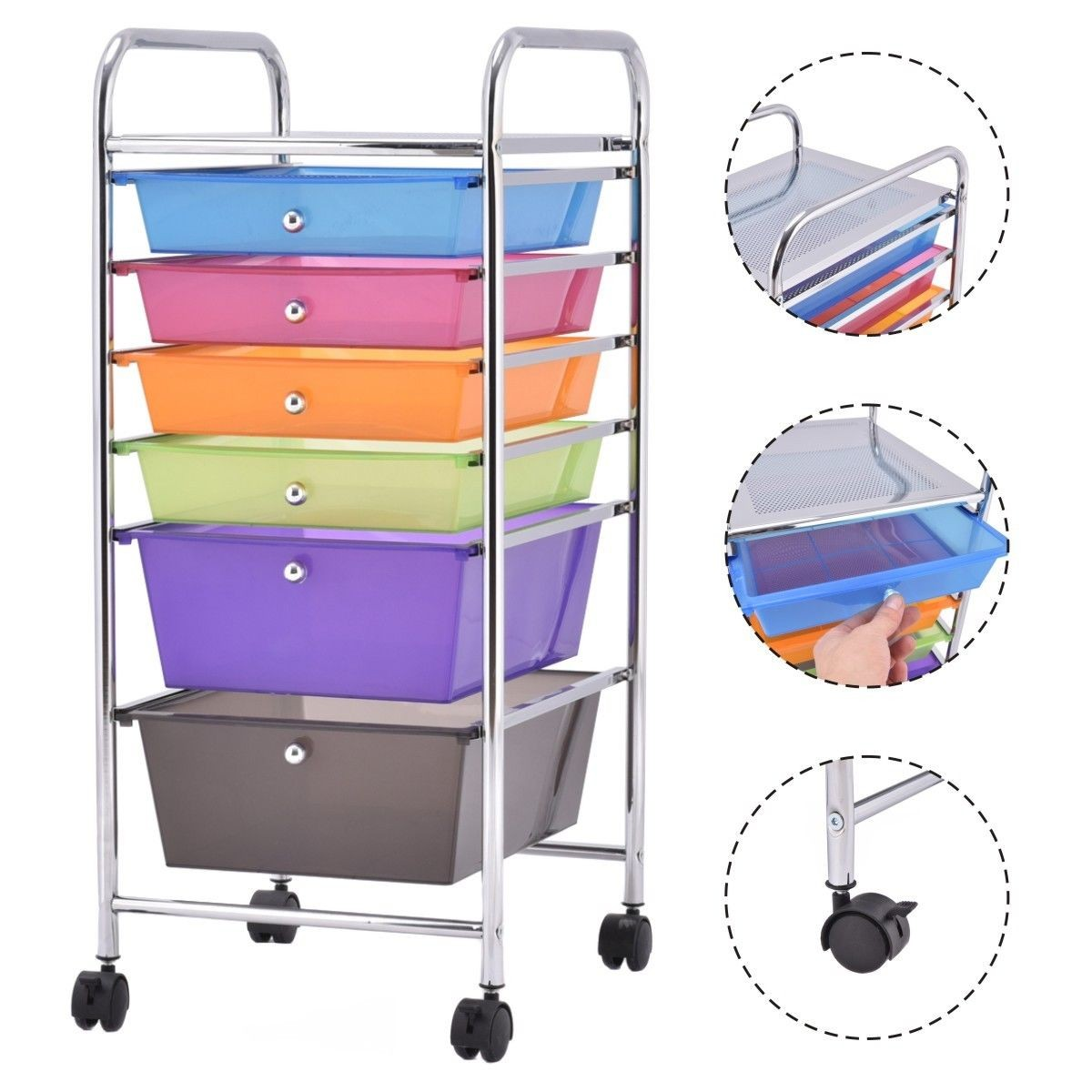 Carts & Drawer Storage : Target