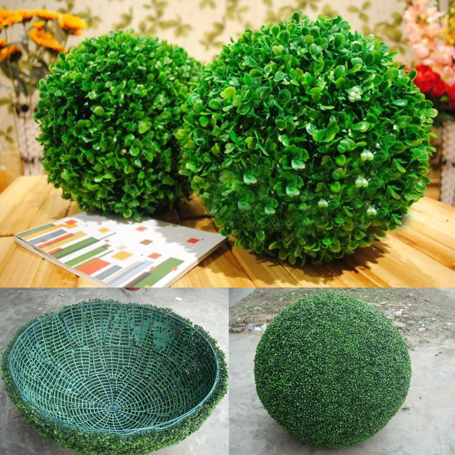 Artificiale pianta albero della sfera legno di bosso for Pianta bosso prezzo