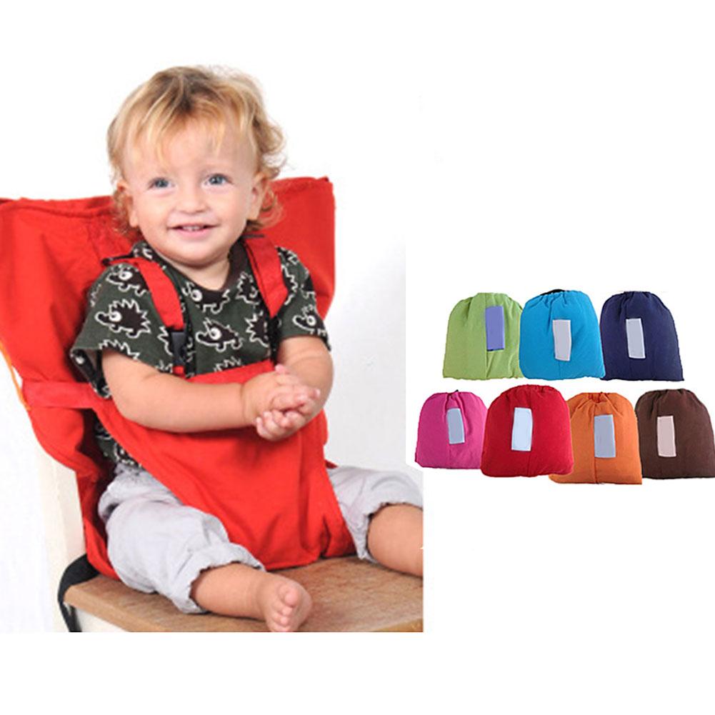 Portable baby si ge enfant chaise haute nourrisson - A quel age met on bebe dans une chaise haute ...