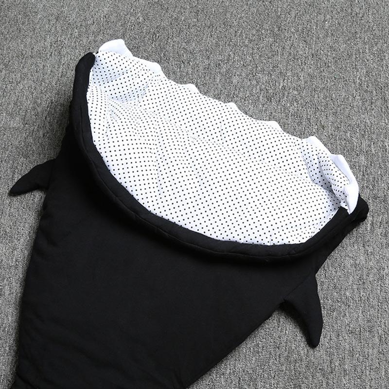 Inverno beb bimbo squalo copertina avvolgente impacchi di coperta sacco nanna ebay - Sacco letto bimbo ...