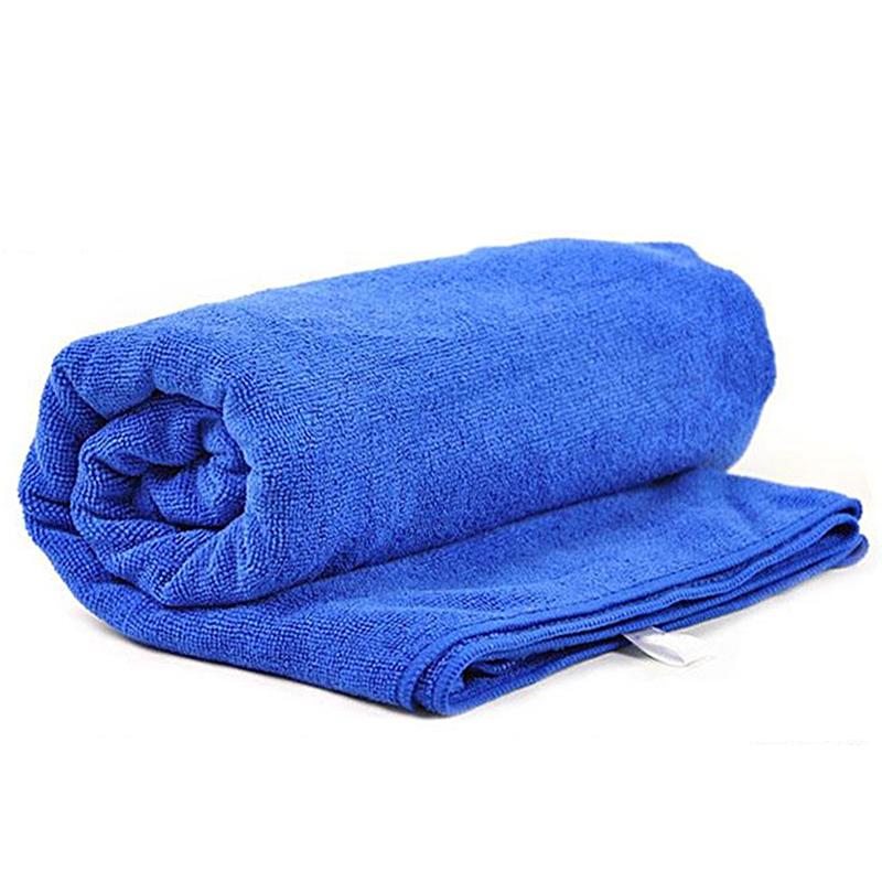 1 pi ce doux eau microfibre nettoyage de voiture serviette. Black Bedroom Furniture Sets. Home Design Ideas