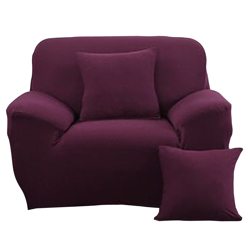 Stretch chair cover sofa covers seater protector couch for Furniture covers