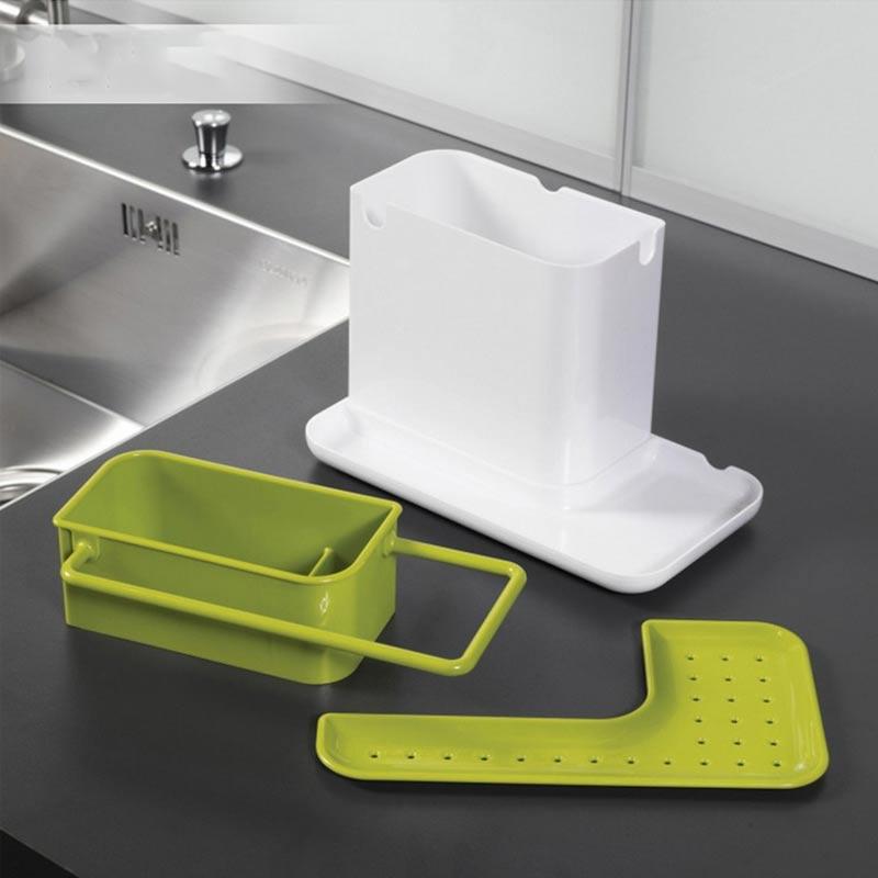 durable racks organizer caddy storage kitchen sink