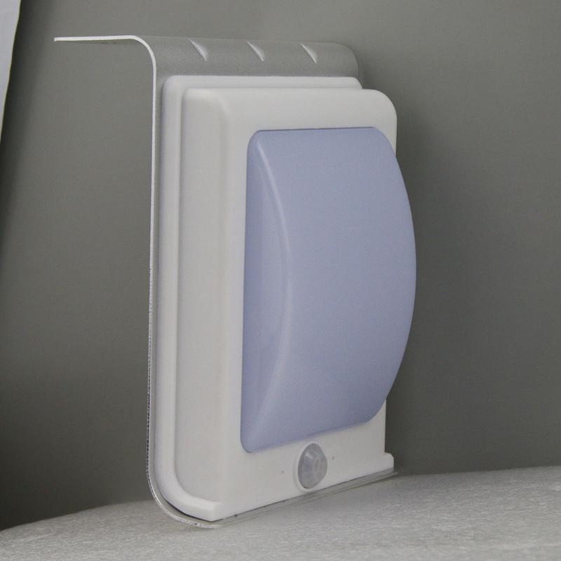 durable solar light body motion sensor lights 16 led. Black Bedroom Furniture Sets. Home Design Ideas