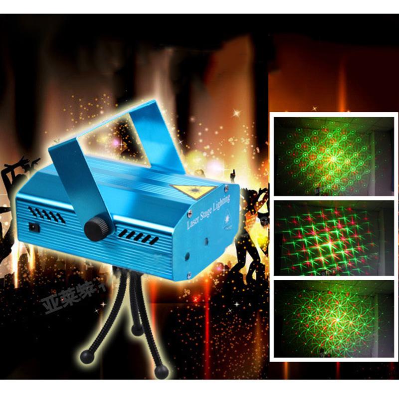 led projector dj lights disco light effect rotating laser. Black Bedroom Furniture Sets. Home Design Ideas