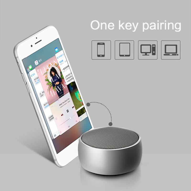 wireless lautsprecher mini bluetooth tragbar bluetooth. Black Bedroom Furniture Sets. Home Design Ideas