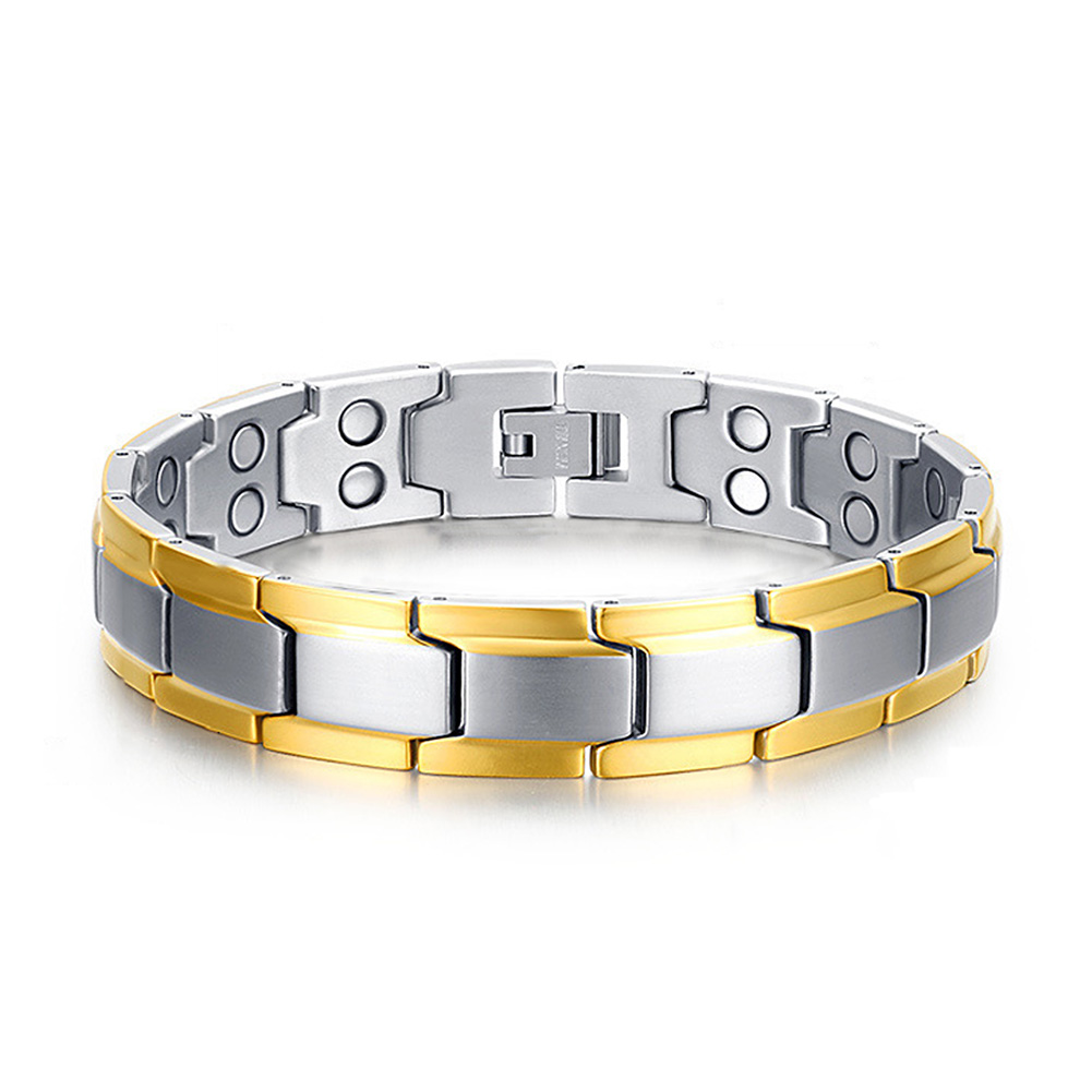stainless bio magnetic health care therapy