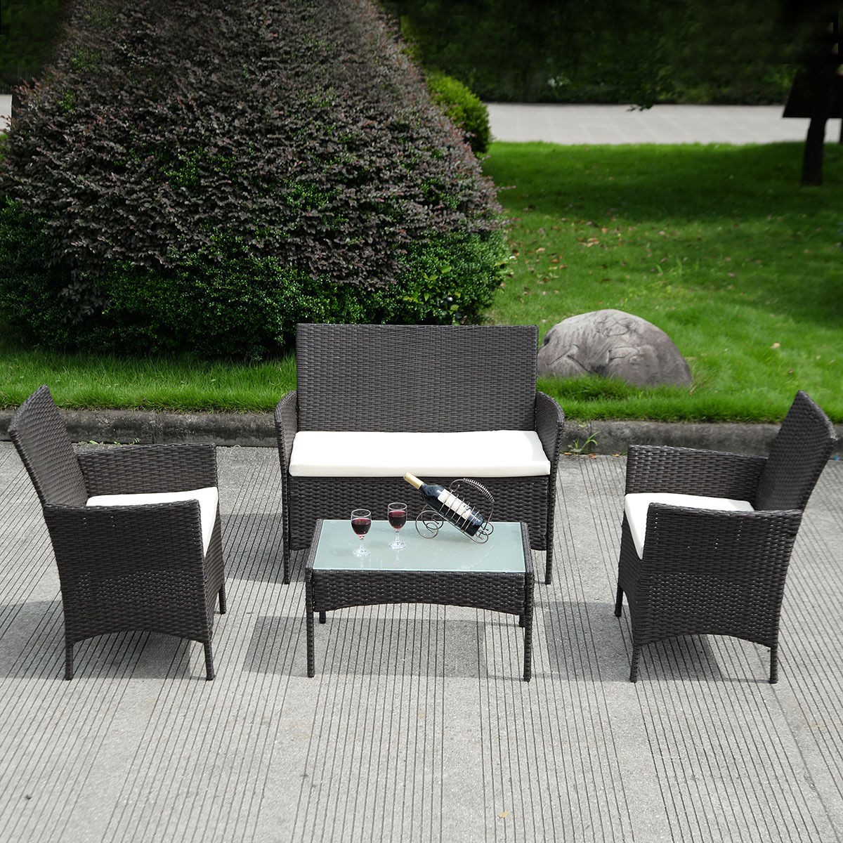 Rattan Garden Furniture Sale Ebay