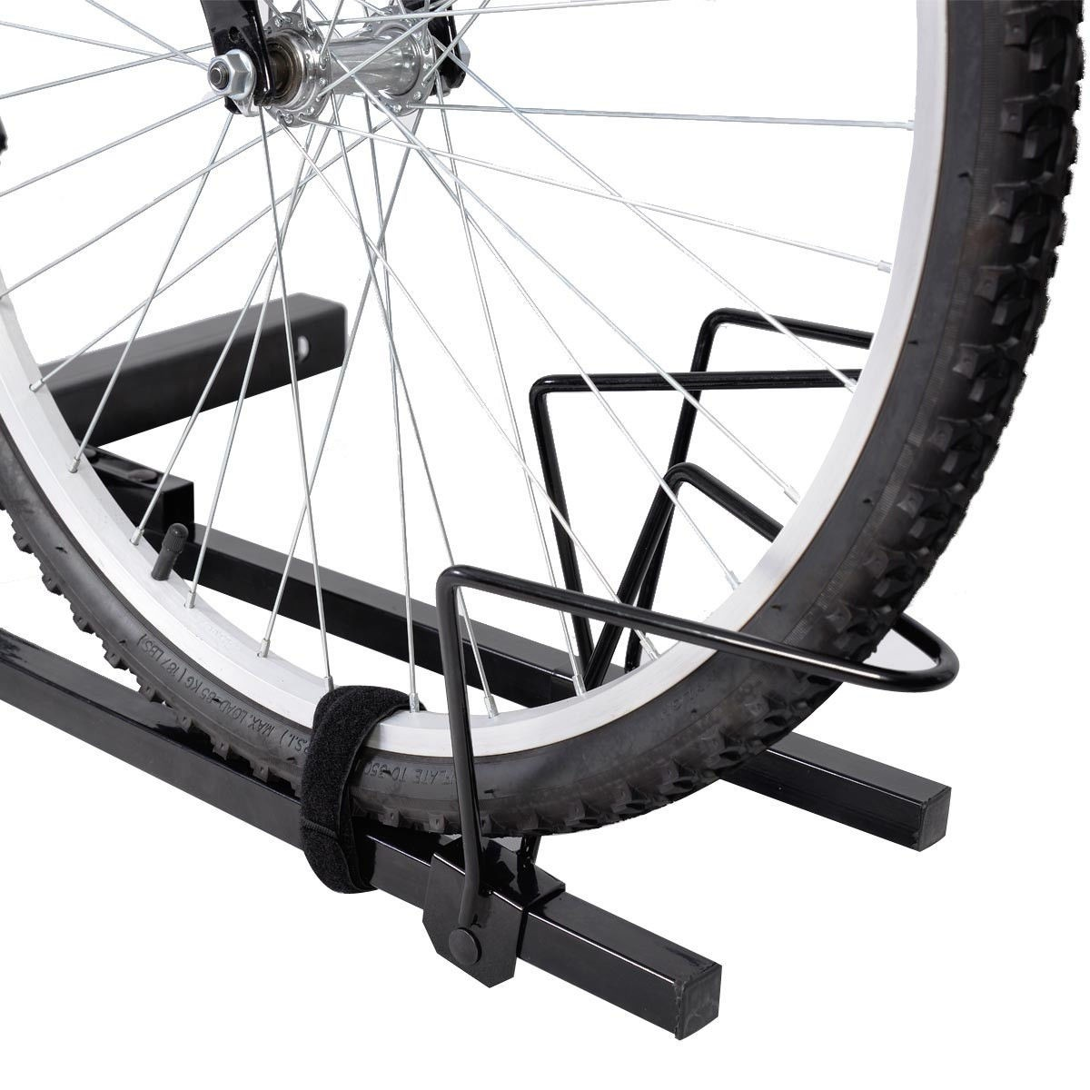 Details about 2 Bike Bicycle Carrier Hitch Receiver 2'' Heavy Duty Mount  Rack Truck SUV New