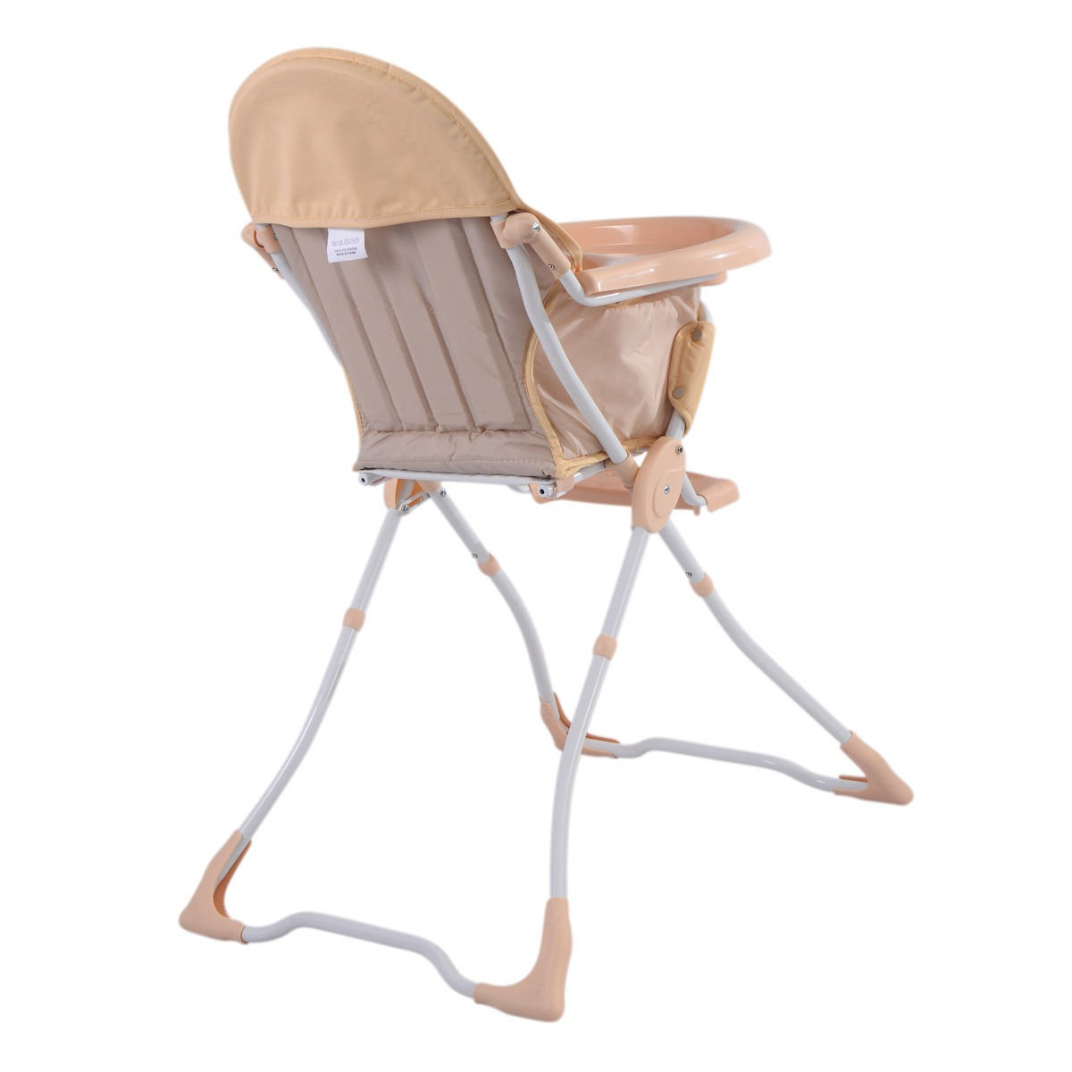 portable safe baby high chair infant toddler feeding booster seat folding us ebay. Black Bedroom Furniture Sets. Home Design Ideas
