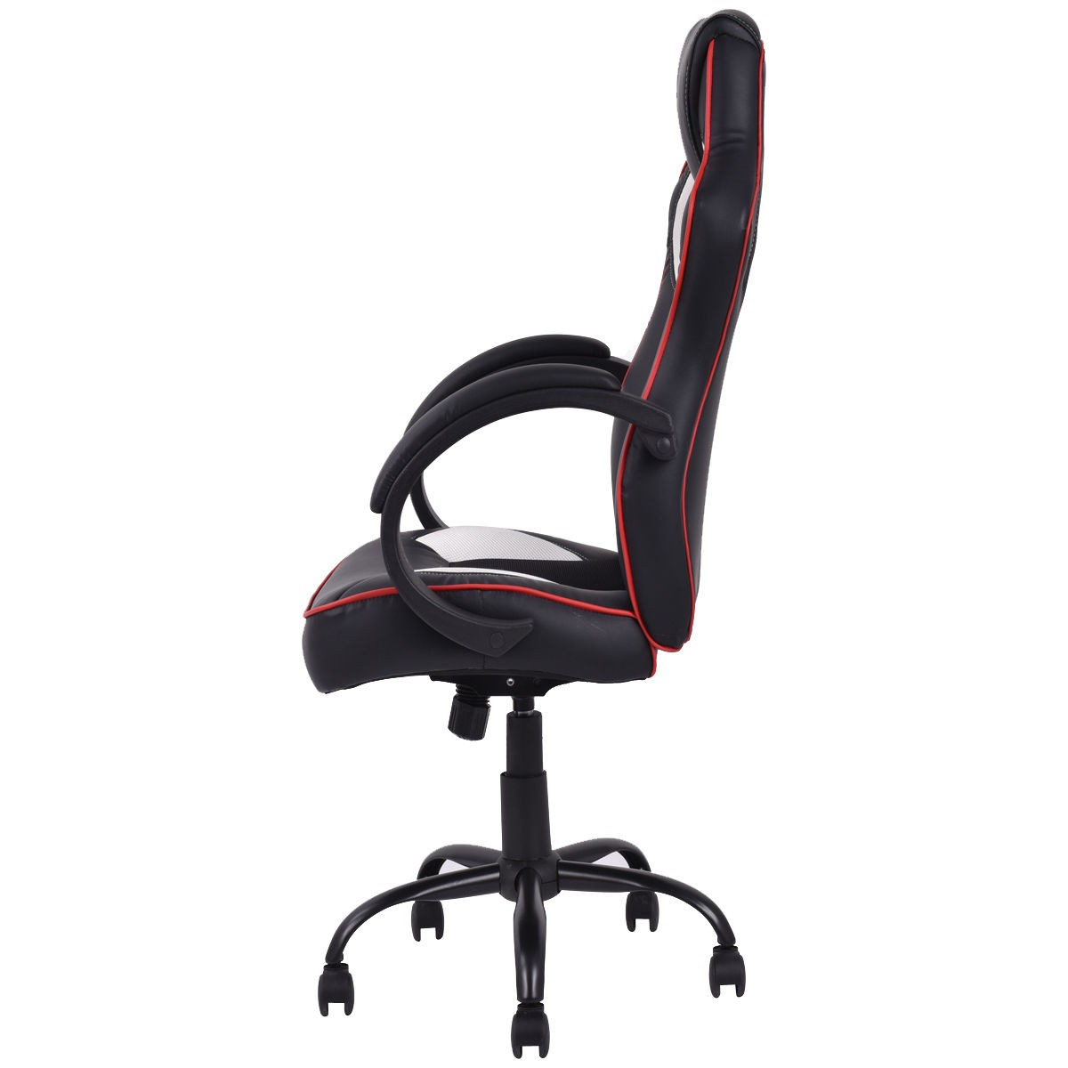 Race Car Racing Style Bucket Seat fice Gaming Chair Desk