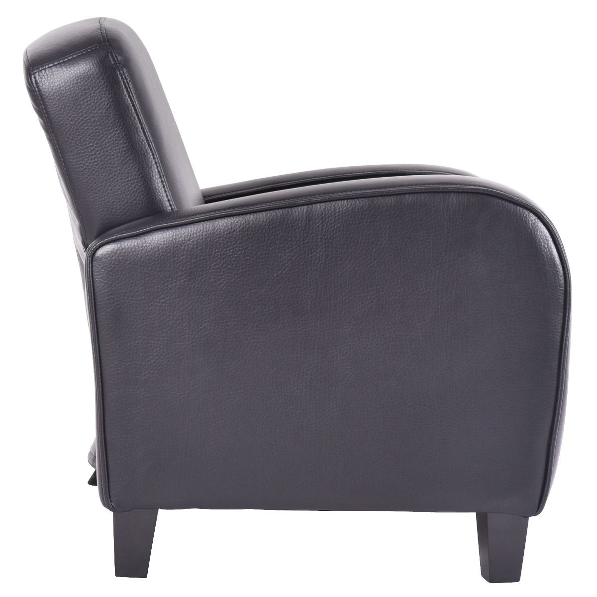 Us Stock Accent Leisure Single Sofa Arm Chair Seat Living Room Office Furniture Ebay