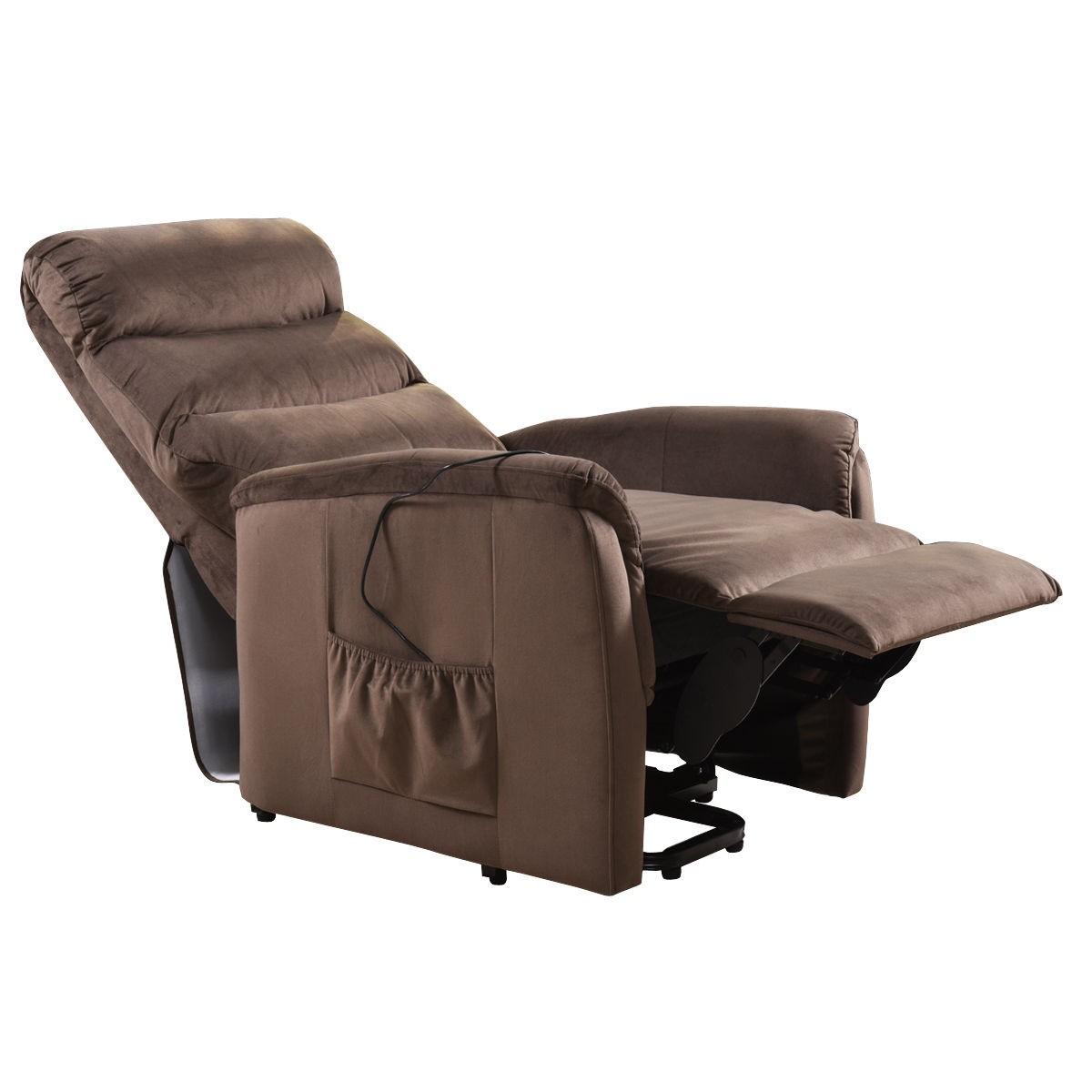 Luxury Power Lift Chair Recliner Armchair Electric Fabric  : USCHW54391d from www.ebay.com size 1200 x 1200 jpeg 96kB