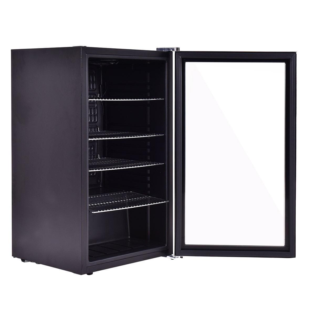 120can Beverage Refrigerator Drink Soda Beer Wine Cooler