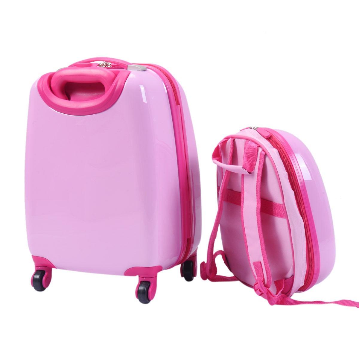 Kids Girls Luggage Set 12