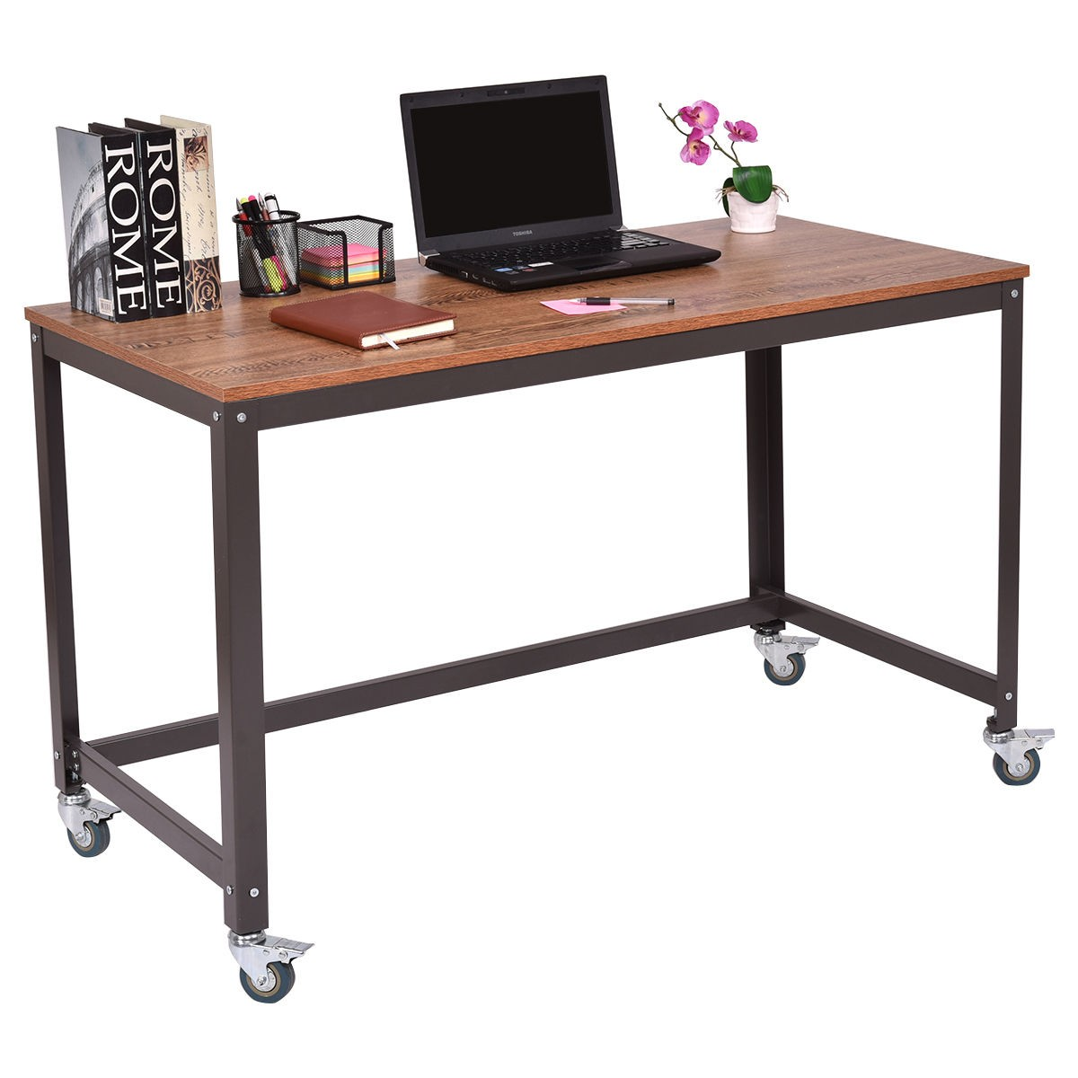 puter Desk With Wheels puter Desks With Wheels