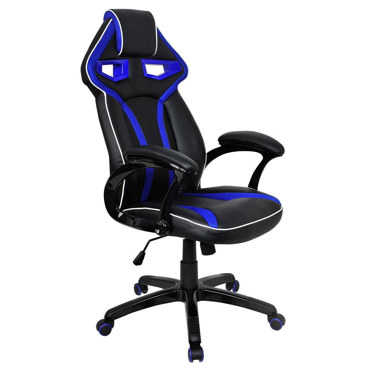 Gaming Seat Boss Computer Armchair Home Office Leather