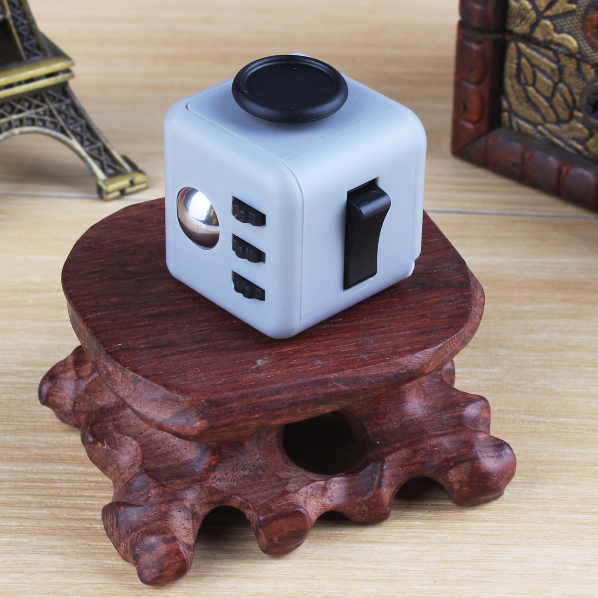 Stress Relief Toys For Adults : In stock adults children cube a vinyl desk toy stress
