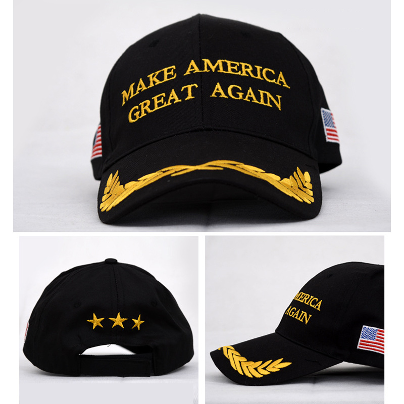 Make America Great Again Hat Donald Trump 2016 Republican Adjustable Cap 12Color