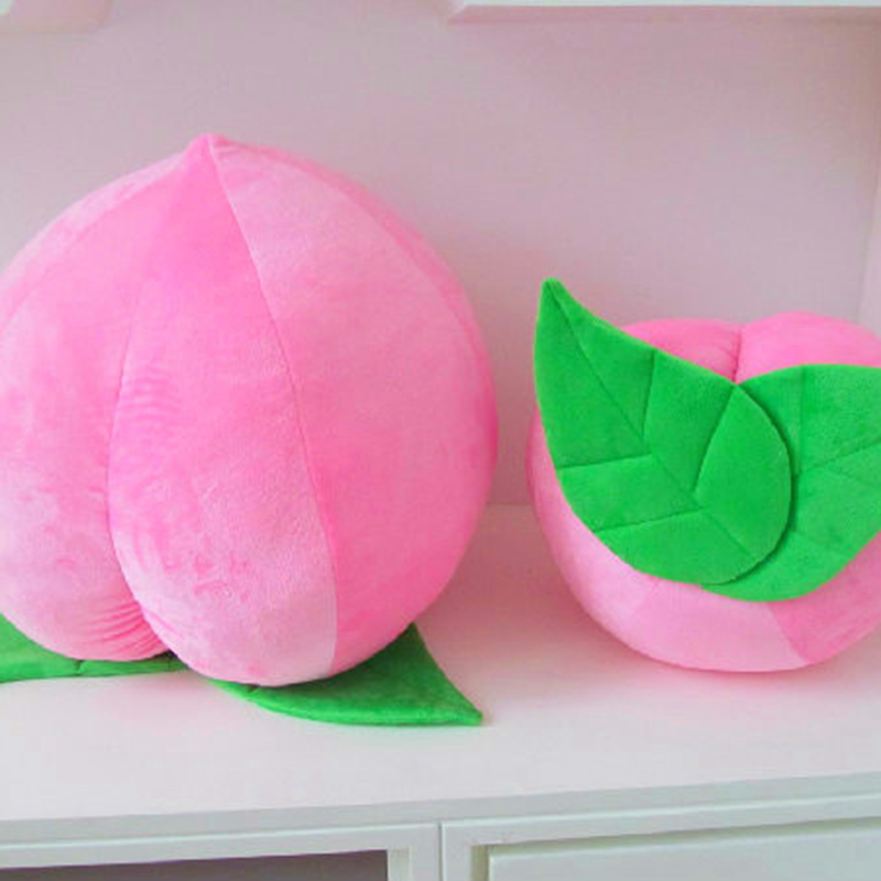 Remarkable Details About Plush Toys Pink Peach Shape Pillow Plush Cushions Creative Cute Birthday Gift Lamtechconsult Wood Chair Design Ideas Lamtechconsultcom